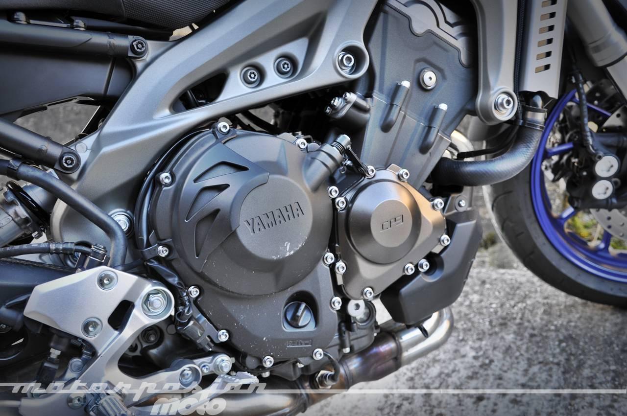 Foto de Yamaha MT-09, (valoración, galería y ficha técnica) (24/38)