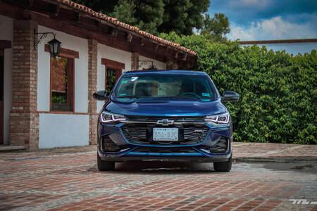 Chevrolet Cavalier Turbo 2022 Primer Contacto Prueba De Manejo Opinion 9
