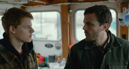 Lucas Hedges Casey Affleck Manchester Frente Al Mar