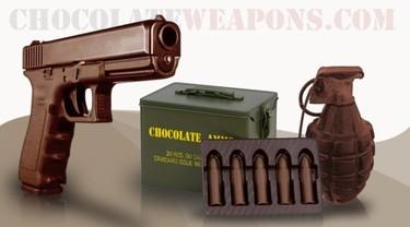 Otras formas de muerte por chocolate