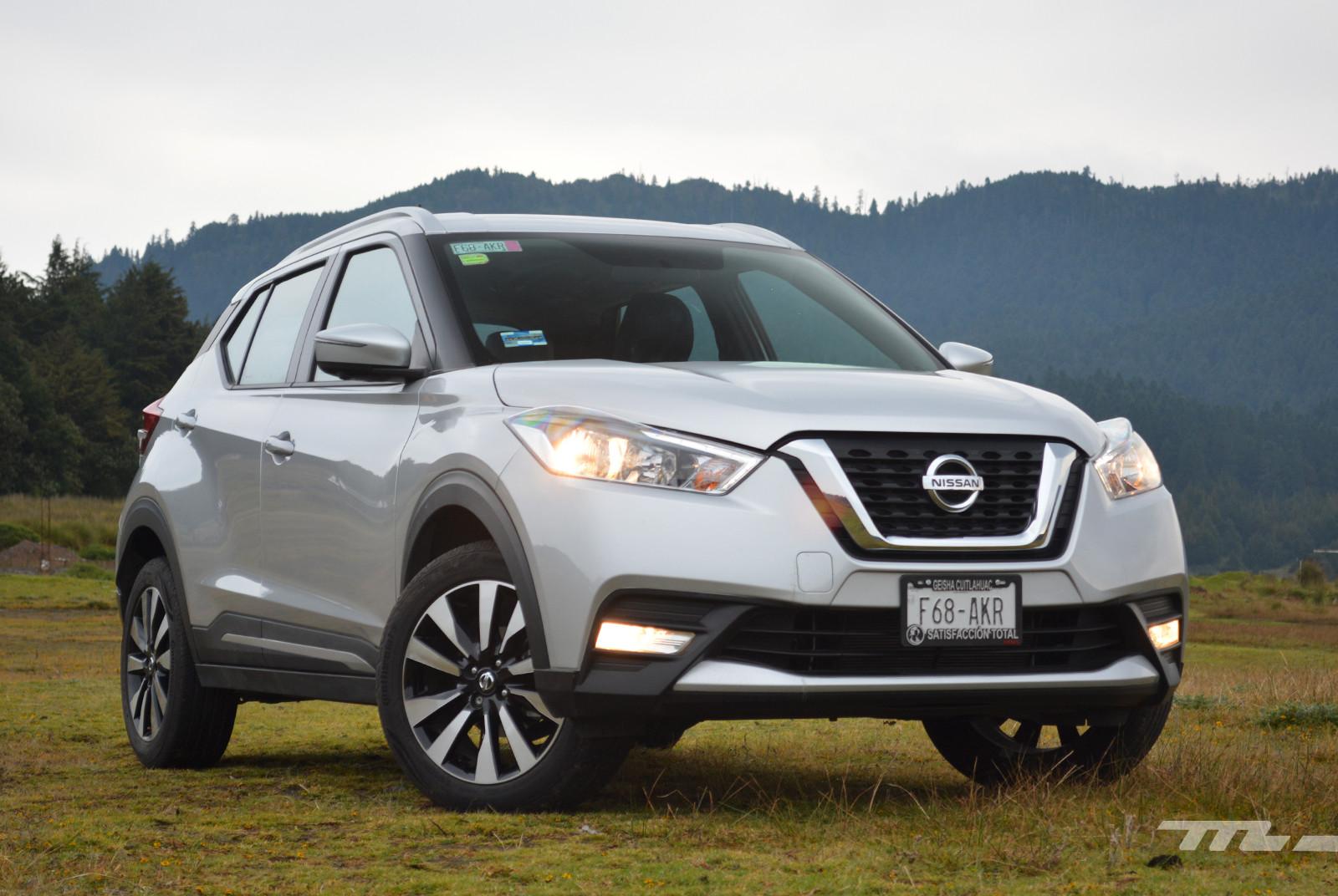 Nissan Kicks (Prueba)