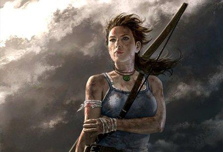 'Tomb Raider' celebra 15 años con una estupenda galería de arte sobre Lara Croft