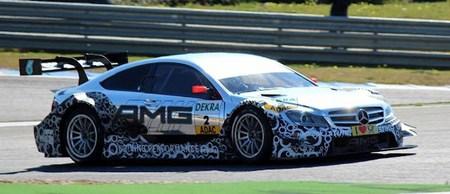 El DTM prueba nuevos pilotos en Estoril