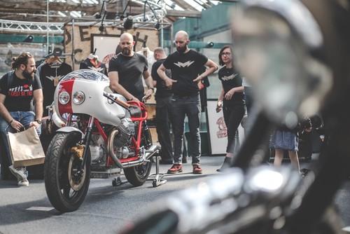 Las motos más curiosas de The Bike Shed 2017, la muestra de motocicletas más infame
