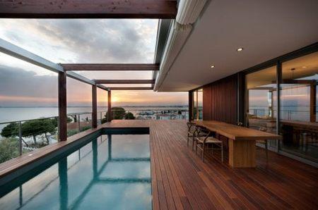 La Casa V, Magma arquitectos reinterpreta la casa tradicional mediterránea