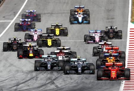 F1 Austria 2019