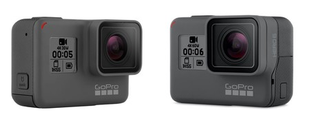 Gopro Hero 5 Black Vs Gopro Hero 6 Black