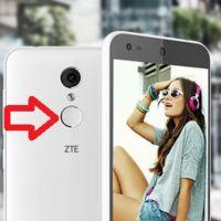 ZTE se decide a meter sensores de huellas en teléfonos asequibles