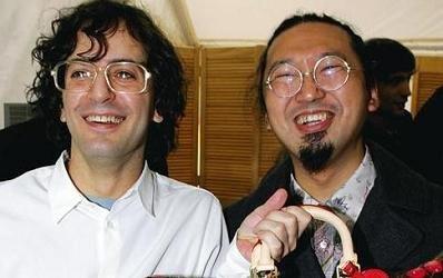 Marc Jacobs y Takashi Murakami