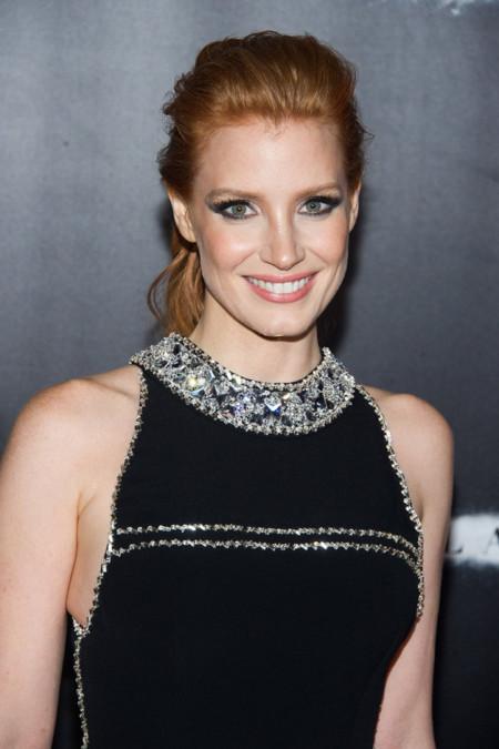 'Interstellar' tiene el reparto más elegante de la alfombra roja con Jessica Chastain al frente