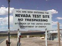 Nevada Test Site: cambiando el paisaje a lo bestia