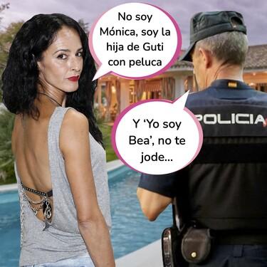 ¡Fiesta ilegal! Desalojan a casi 100 personas del chalé de la actriz Mónica Estarreado ('Yo soy Bea') por infringir todas las normas anti-covid que existen