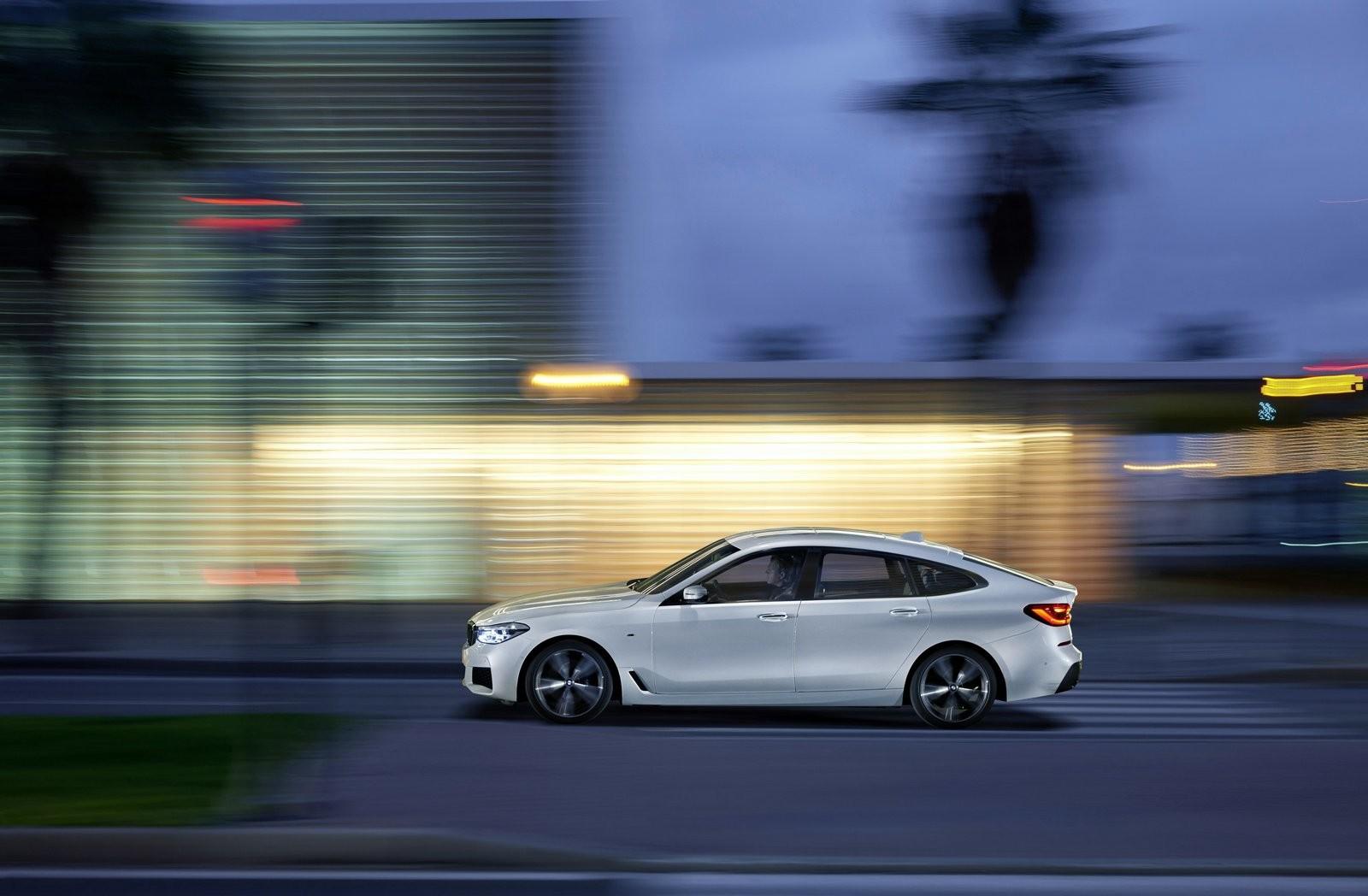 Foto de BMW Serie 6 Gran Turismo (20/54)