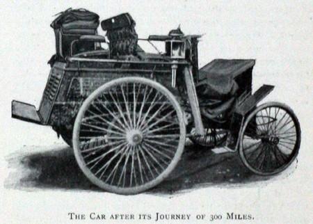 En 1896 Una Multa Por Exceso De Velocidad Era Noticia Era La Primera De La Historia