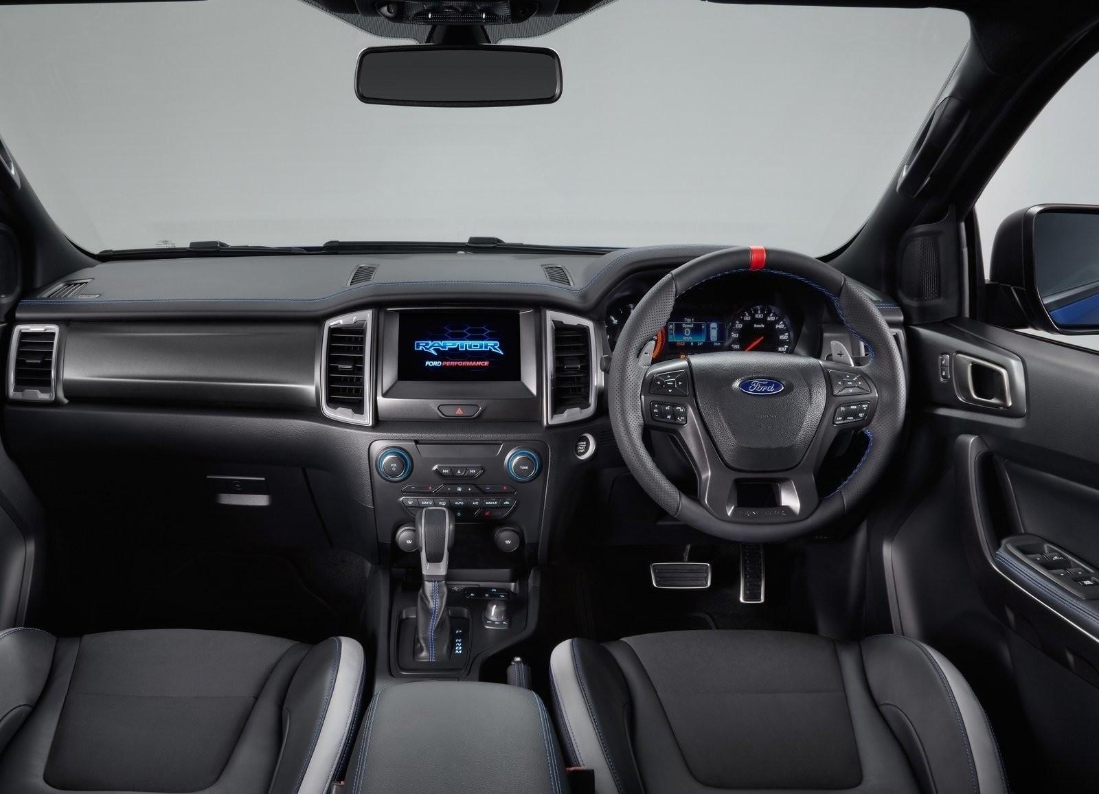 Foto de Ford Ranger Raptor (11/12)