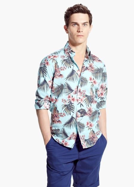 La camisa hawaiana