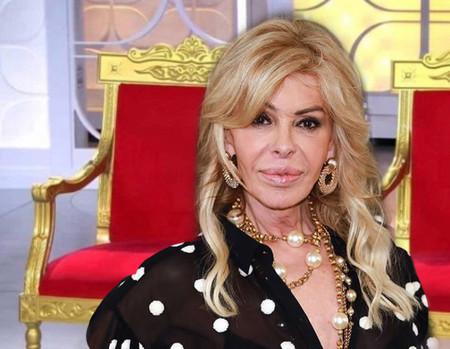 Bibiana Fernández está soltera, semi-entera y en busca de un yogurín en 'Mujeres y Hombres y Viceversa'