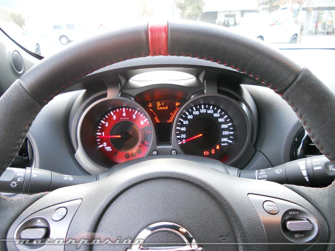 Foto de Nissan Juke Nismo (presentación propias) (38/45)