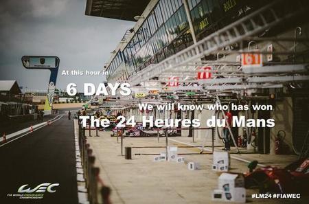 Oficialmente ya han comenzado las 24 horas de Le Mans 2014