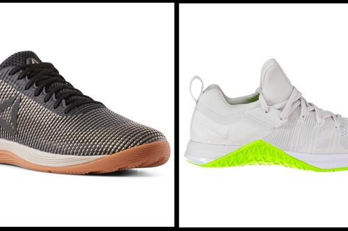 Reebok CrossFit Nano y Nike Metcon: las dos mejores zapatillas de CrossFit del mercado