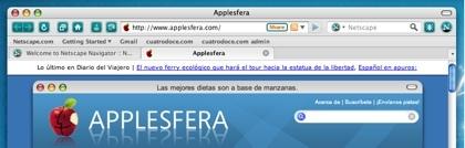 El nuevo Netscape Navigator 9.0 beta 1, ya disponible