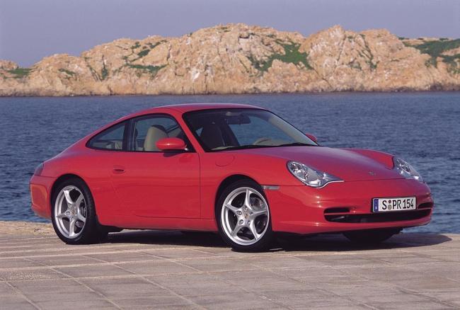 Porsche 911 996 Carrera