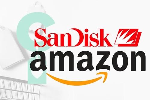 Las ofertas de la semana de Amazon en almacenamiento SanDisk nos dejan TBs y GBs de capacidad en formatos SSD, flash, MicroSD, SD, CF, o CF Express a los mejores precios