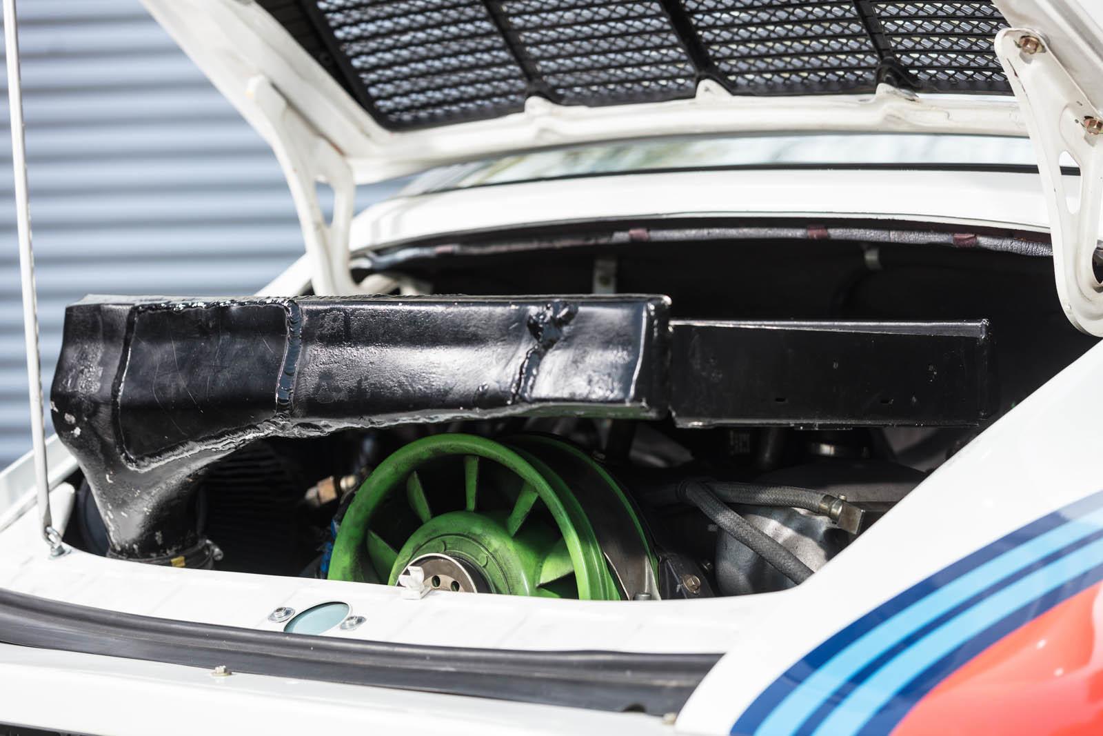 Foto de Porsche 930 clásico a subasta (27/42)