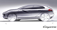 ¿Una Porsche Cayenne Coupé viene en camino?