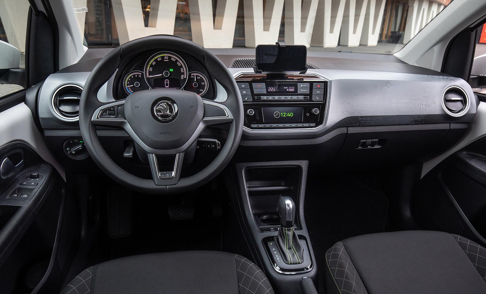 Foto de Škoda CITIGOe iV, a prueba (12/23)