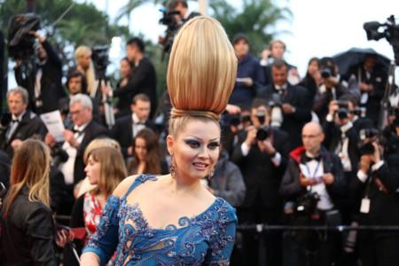 Las 15 extravagancias más locas en los looks del Festival de Cannes