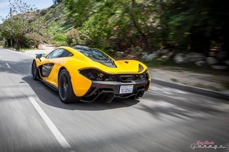 Video: Jay Leno enseña su nuevo McLaren P1
