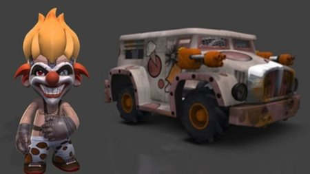 Sweet Tooth llega a 'ModNation Racers'