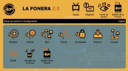 Fonera 2.0 config