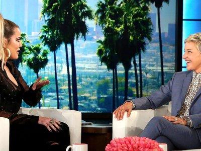 ¿Cómo lo lleva Kim Kardashian? Khloe le dice a Ellen que así así...