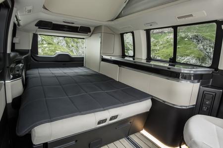 Mercedes-Benz Marco Polo cama trasera