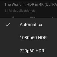 Ya puedes ver vídeos de YouTube en HDR con los nuevos iPhone XS
