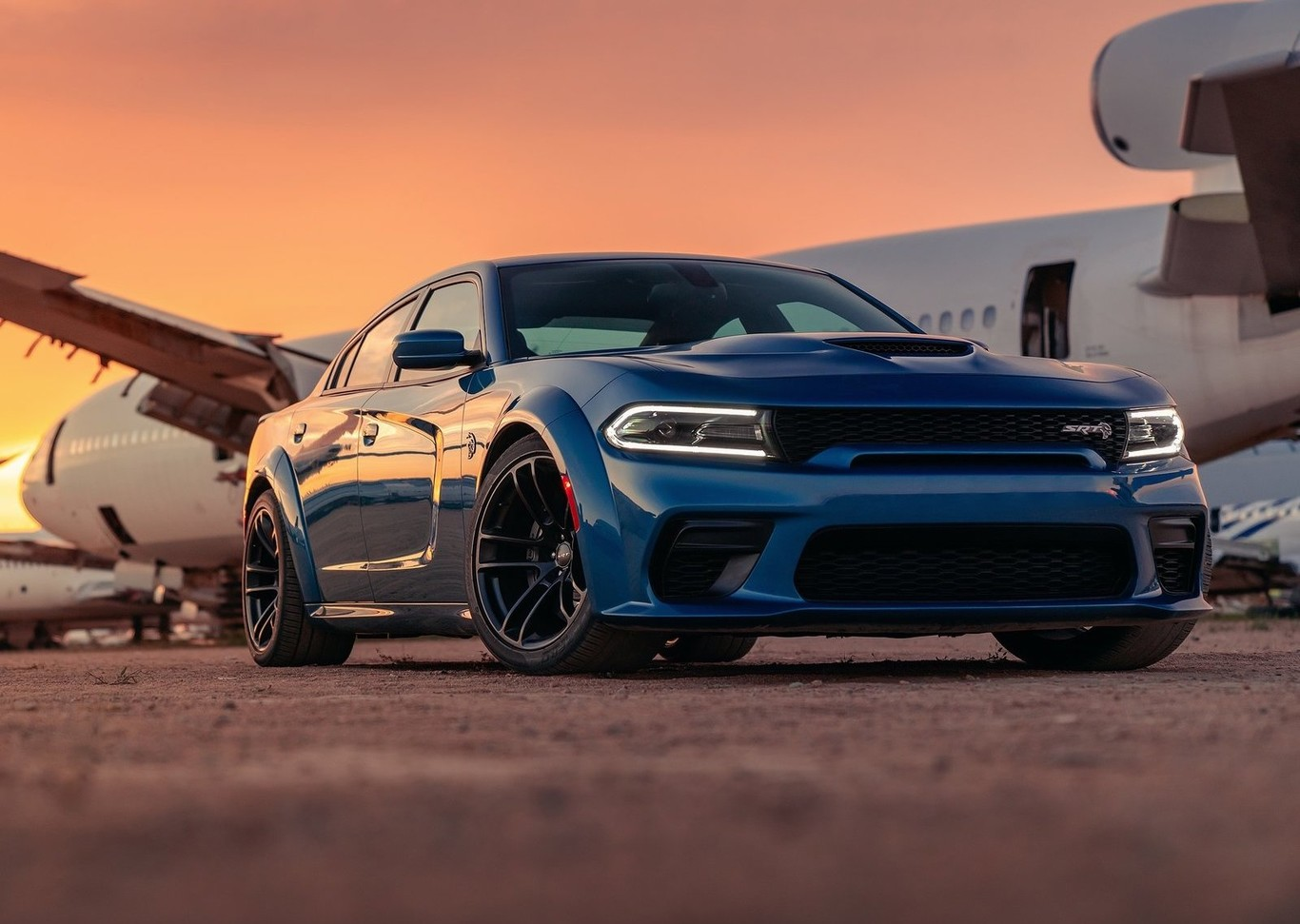 Dodge Charger Srt Hellcat Widebody 2020 Caracteristicas Fotos Y Toda La Informacion