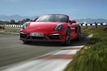 Porsche Boxster GTS y Porsche Cayman GTS