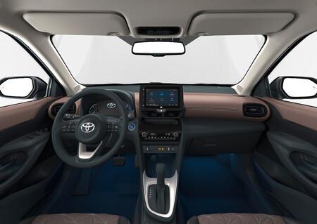 Toyota Yaris Cross 2021, inicio de producción