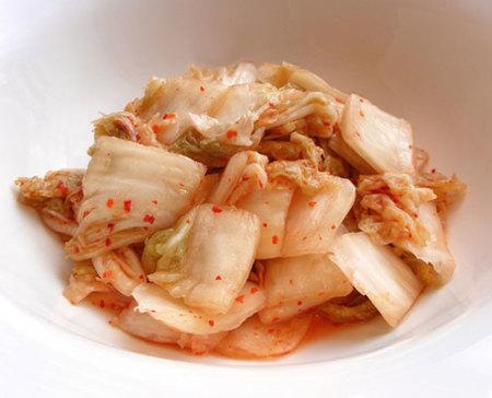 El kimchi coreano, un depurativo lleno de nutrientes