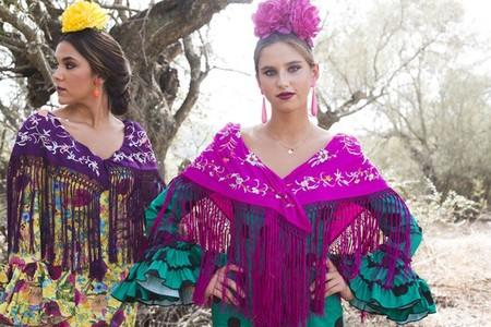 Vestido Errepe Flamenca B