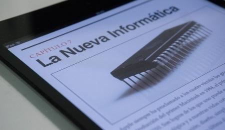 El Espectador Digital, una fantástica panorámica del mundo de la tecnología, en formato iBook