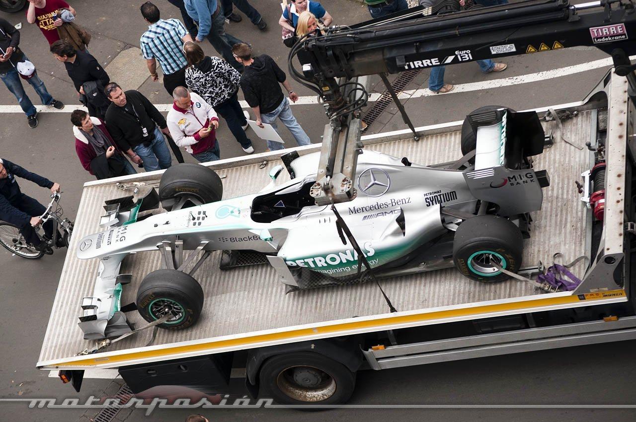 Foto de La increíble experiencia de las 24 Horas de Nürburgring (79/114)