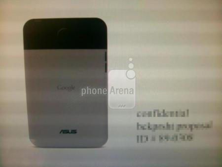 Aparecen las primeras posibles imágenes del Google Asus Nexus 7