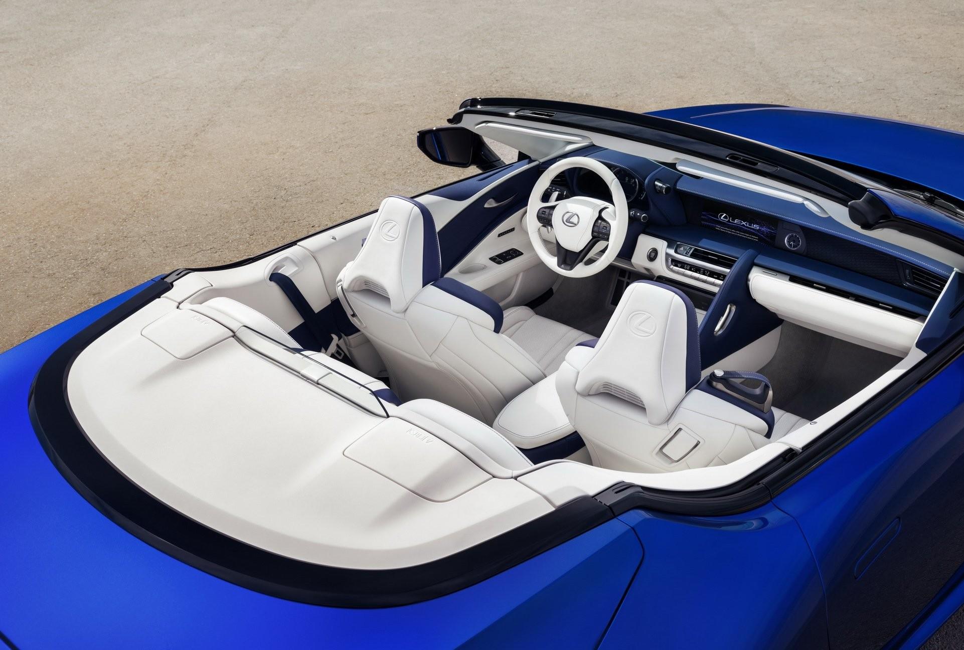 Foto de Lexus LC 500 Convertible (9/13)