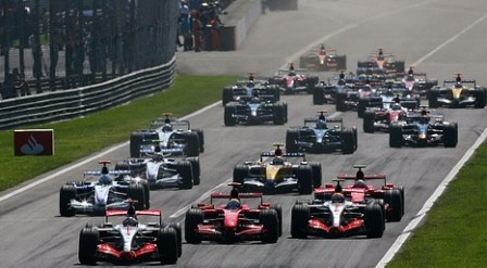 Monza recibe a partir de mañana tres días de test de la Fórmula 1