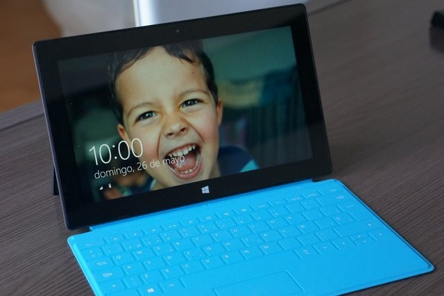Surface Pro 1 touch cover