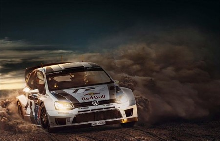 Galería de imágenes del Volkswagen Polo R WRC