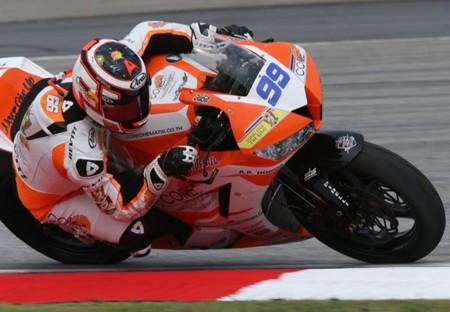 Superbikes Malasia 2015: Patrick Jacobsen se estrena con victoria en Supersport